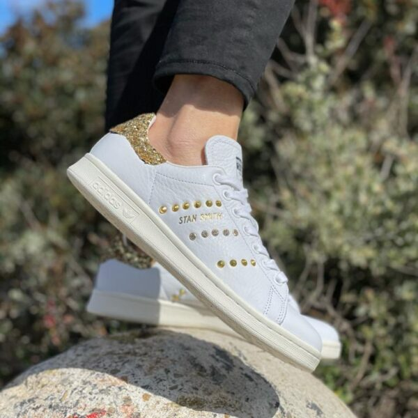 STAN SMITH GOLD SWIKE